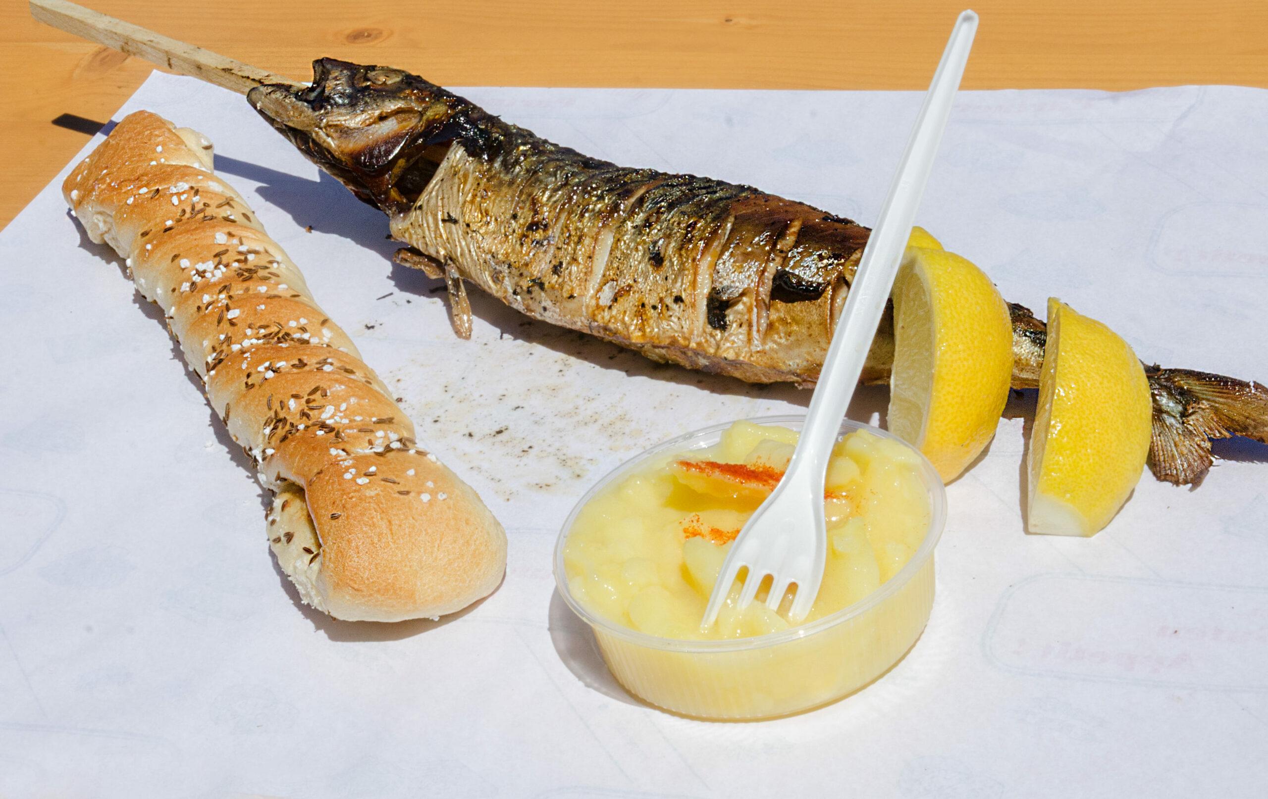 Fisch Hager Fisch mit Zitrone